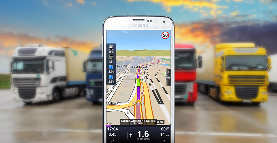 LTE and GPS Based vehicle tracker